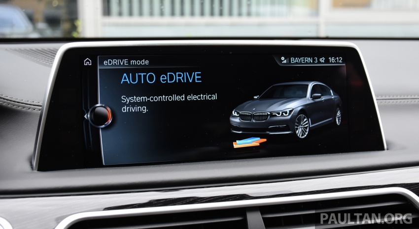 DRIVEN: BMW 740Le xDrive plug-in hybrid in Munich Image #647301
