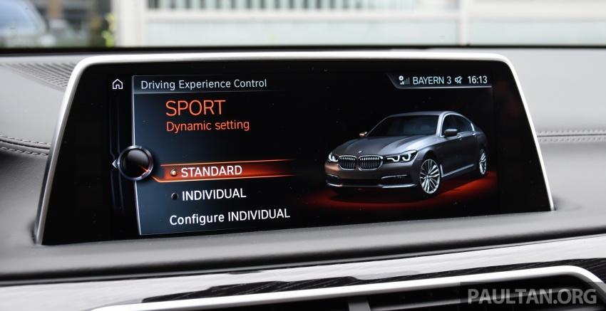 DRIVEN: BMW 740Le xDrive plug-in hybrid in Munich Image #647304