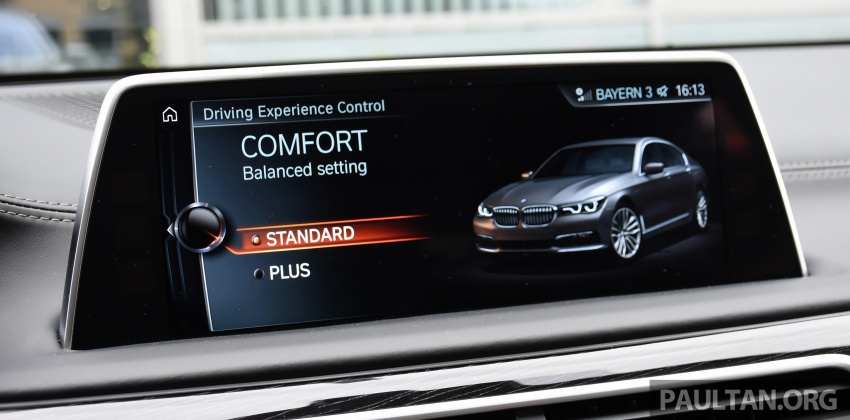 DRIVEN: BMW 740Le xDrive plug-in hybrid in Munich Image #647305