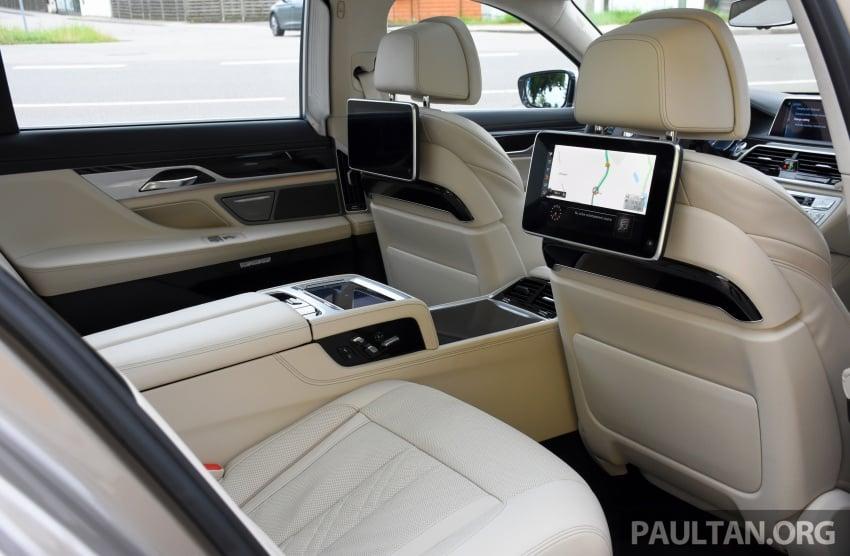 DRIVEN: BMW 740Le xDrive plug-in hybrid in Munich Image #647310