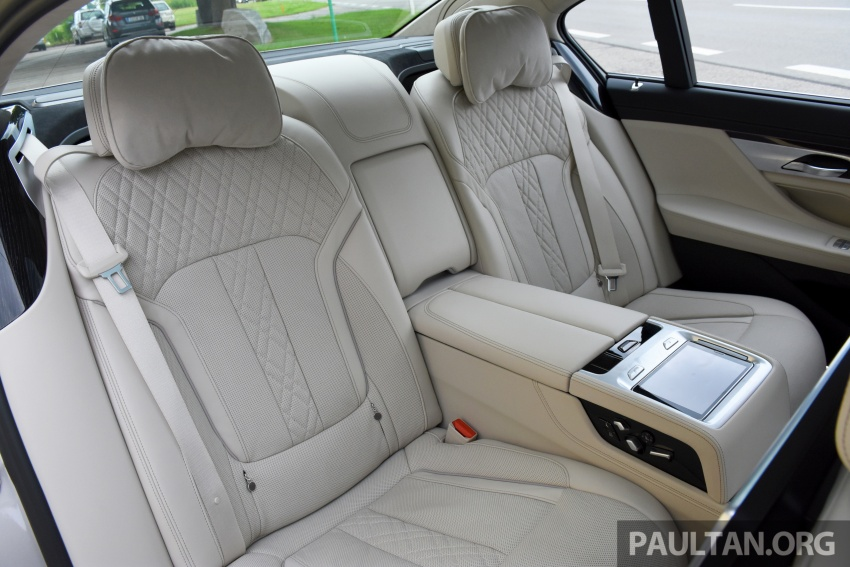 DRIVEN: BMW 740Le xDrive plug-in hybrid in Munich Image #647311
