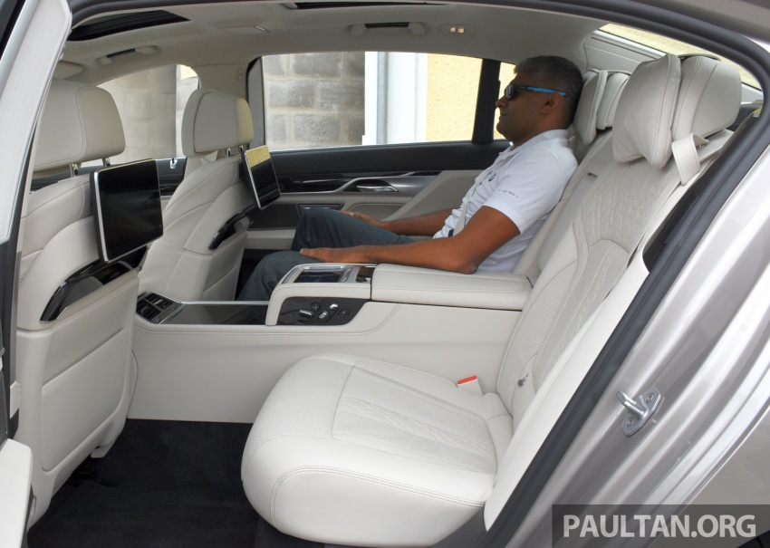 DRIVEN: BMW 740Le xDrive plug-in hybrid in Munich Image #647314