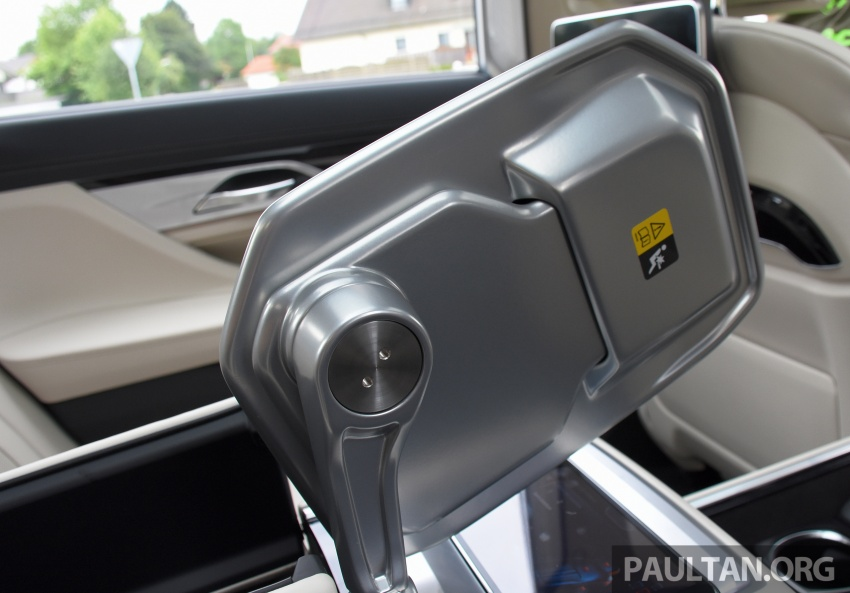 DRIVEN: BMW 740Le xDrive plug-in hybrid in Munich Image #647243