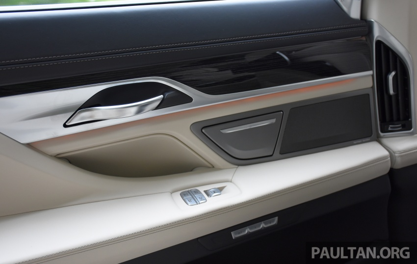 DRIVEN: BMW 740Le xDrive plug-in hybrid in Munich Image #647245