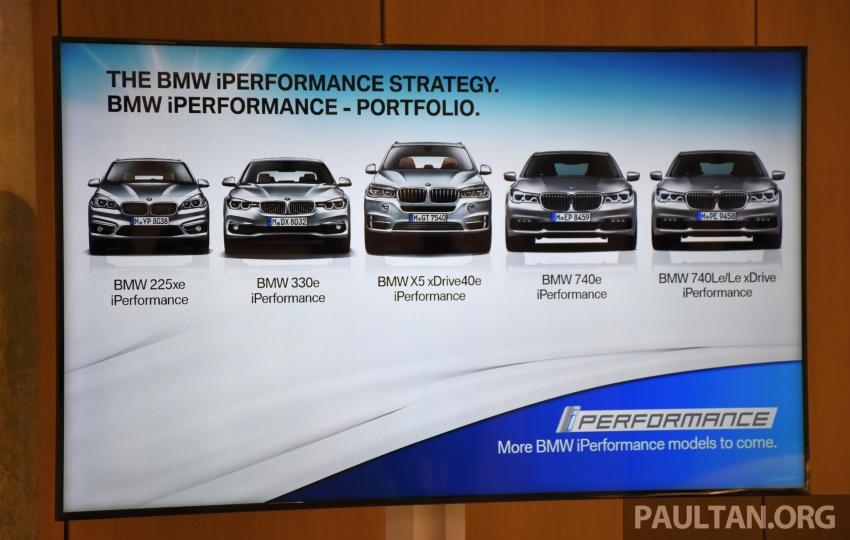 DRIVEN: BMW 740Le xDrive plug-in hybrid in Munich Image #647254