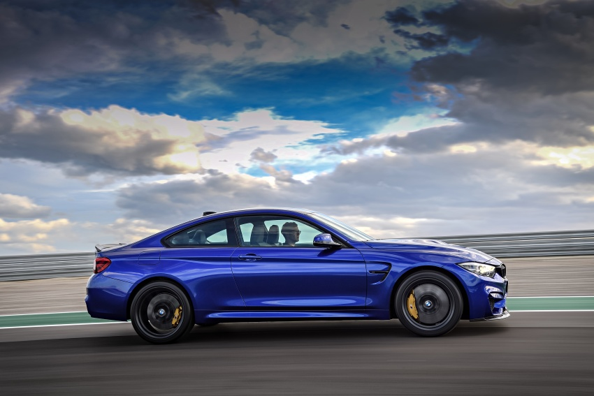 BMW M4 CS revealed with 460 hp, M4 GTS styling Image #647756