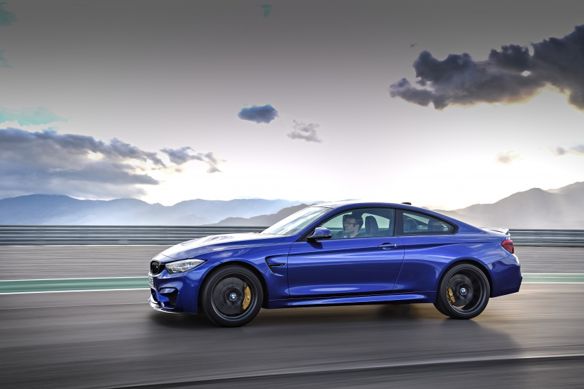 BMW M4 CS revealed with 460 hp, M4 GTS styling Image #647758