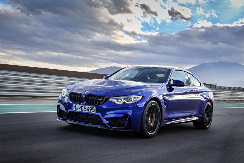 BMW M4 CS revealed with 460 hp, M4 GTS styling Image #647765