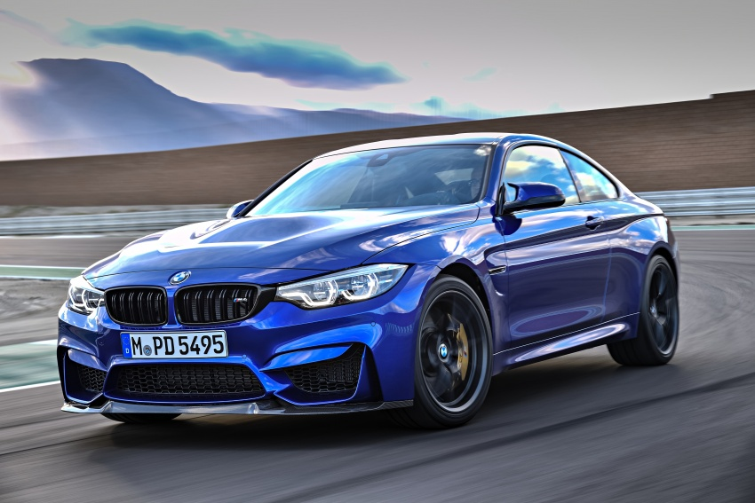 BMW M4 CS revealed with 460 hp, M4 GTS styling Image #647767