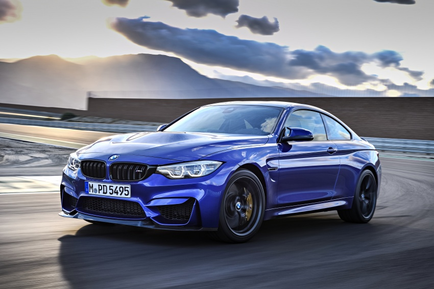 BMW M4 CS revealed with 460 hp, M4 GTS styling Image #647769