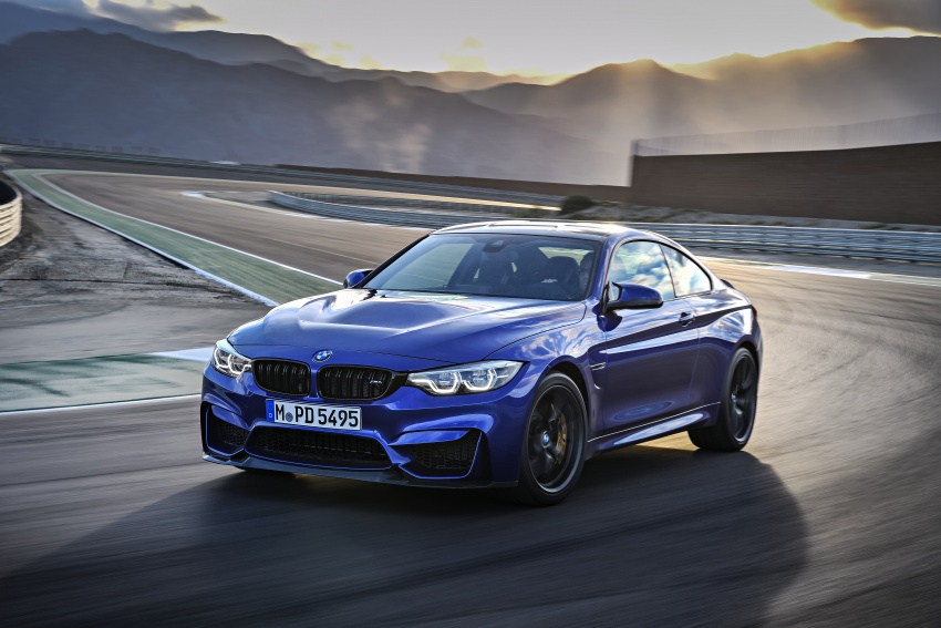 BMW M4 CS revealed with 460 hp, M4 GTS styling Image #647770