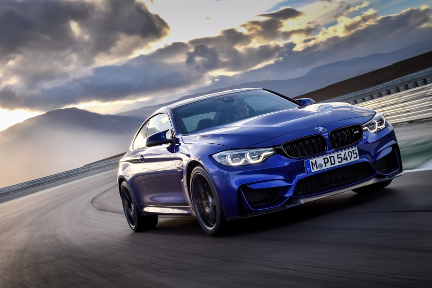 BMW M4 CS revealed with 460 hp, M4 GTS styling Image #647772