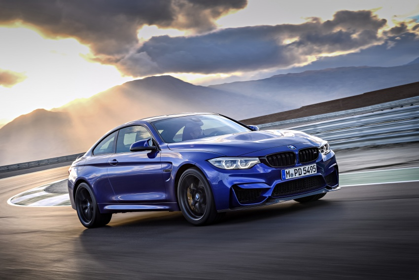 BMW M4 CS revealed with 460 hp, M4 GTS styling Image #647774