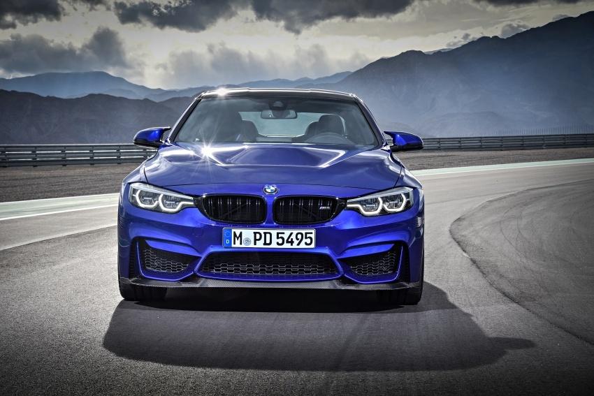 BMW M4 CS – gaya seperti M4 GTS, kuasa 460 hp Image #649843