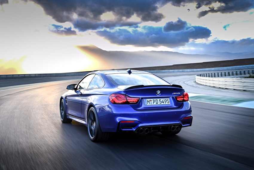 BMW M4 CS revealed with 460 hp, M4 GTS styling Image #647782