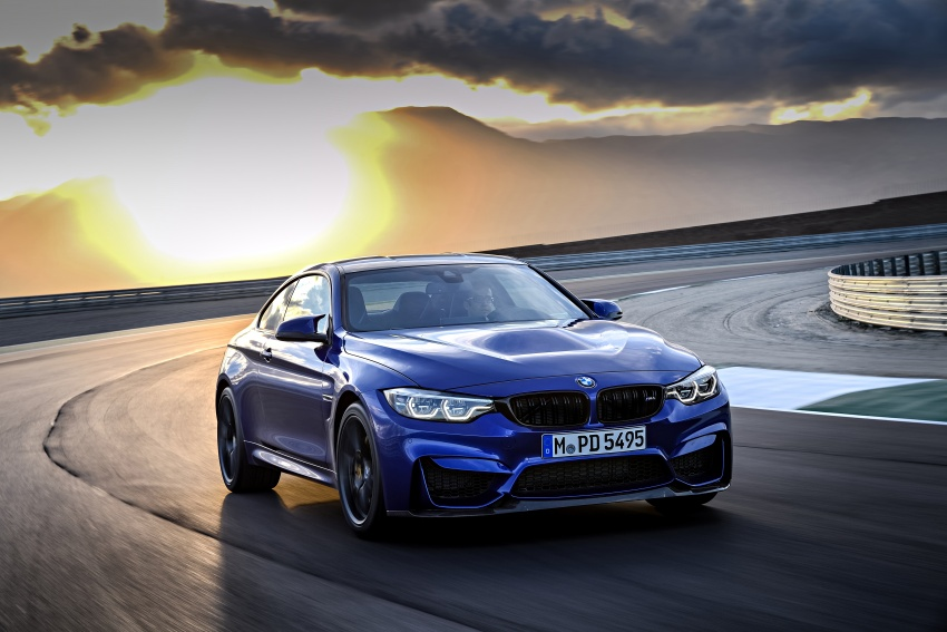 BMW M4 CS revealed with 460 hp, M4 GTS styling Image #647784