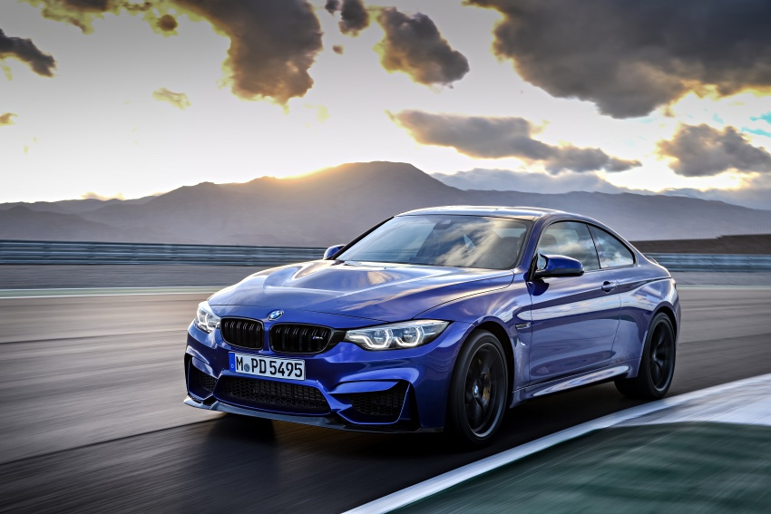 BMW M4 CS revealed with 460 hp, M4 GTS styling Image #647787