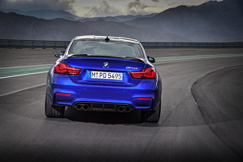 BMW M4 CS – gaya seperti M4 GTS, kuasa 460 hp Image #649842