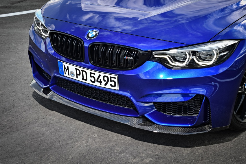 BMW M4 CS revealed with 460 hp, M4 GTS styling Image #647790