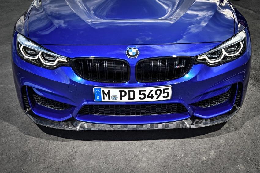 BMW M4 CS – gaya seperti M4 GTS, kuasa 460 hp Image #649831