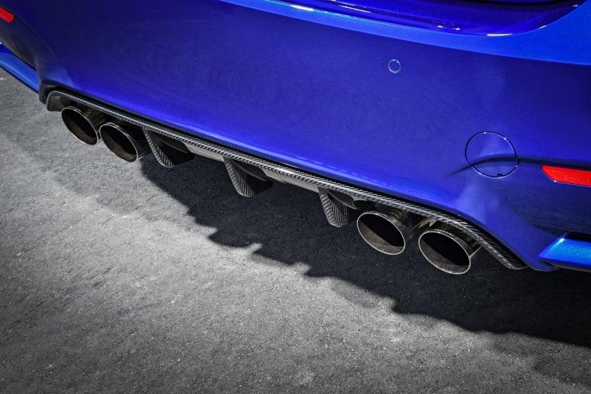 BMW M4 CS – gaya seperti M4 GTS, kuasa 460 hp Image #649829