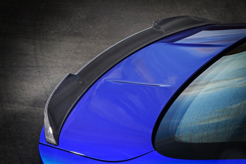 BMW M4 CS – gaya seperti M4 GTS, kuasa 460 hp Image #649827