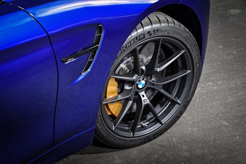 BMW M4 CS – gaya seperti M4 GTS, kuasa 460 hp Image #649826