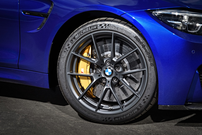 BMW M4 CS revealed with 460 hp, M4 GTS styling Image #647801