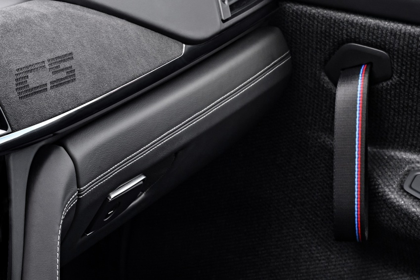 BMW M4 CS – gaya seperti M4 GTS, kuasa 460 hp Image #649821