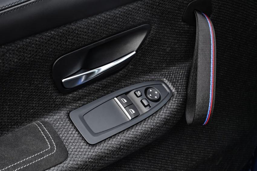 BMW M4 CS – gaya seperti M4 GTS, kuasa 460 hp Image #649820