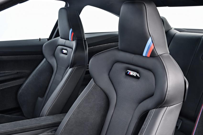BMW M4 CS – gaya seperti M4 GTS, kuasa 460 hp Image #649819