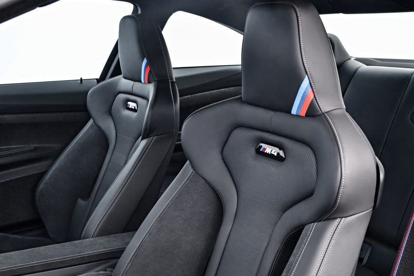 BMW M4 CS revealed with 460 hp, M4 GTS styling Image #647811