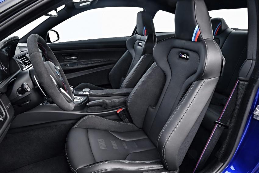 BMW M4 CS – gaya seperti M4 GTS, kuasa 460 hp Image #649818