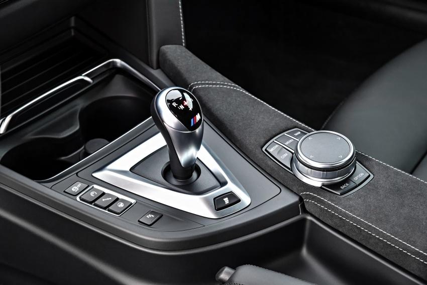 BMW M4 CS – gaya seperti M4 GTS, kuasa 460 hp Image #649817