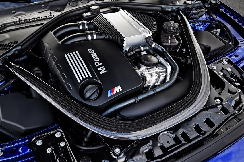 BMW M4 CS – gaya seperti M4 GTS, kuasa 460 hp Image #649815