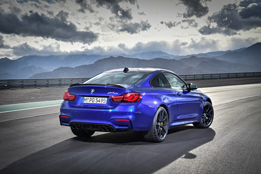 BMW M4 CS revealed with 460 hp, M4 GTS styling Image #647748