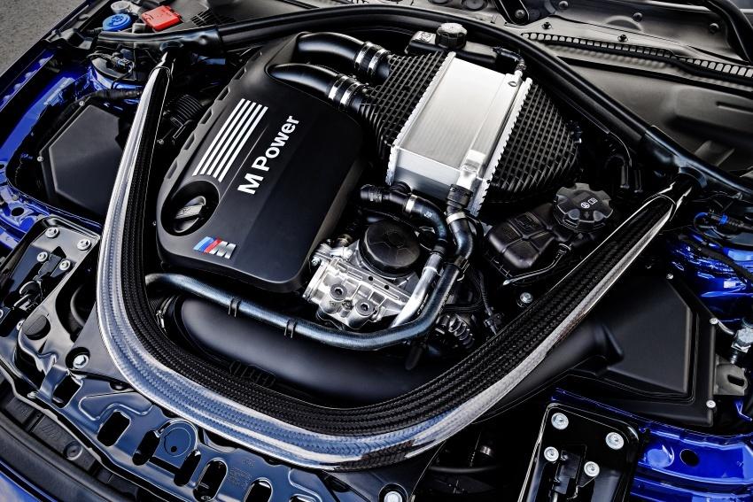 BMW M4 CS – gaya seperti M4 GTS, kuasa 460 hp Image #649814