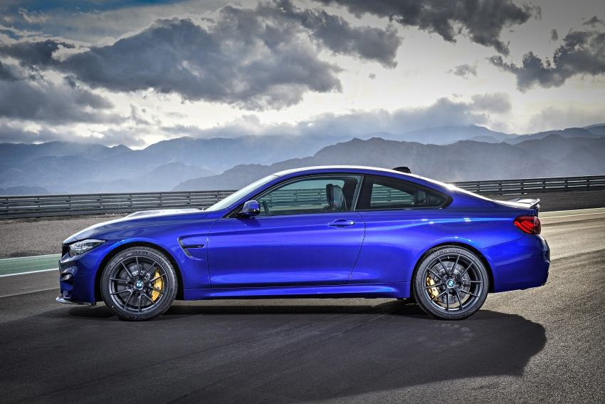 BMW M4 CS revealed with 460 hp, M4 GTS styling Image #647749