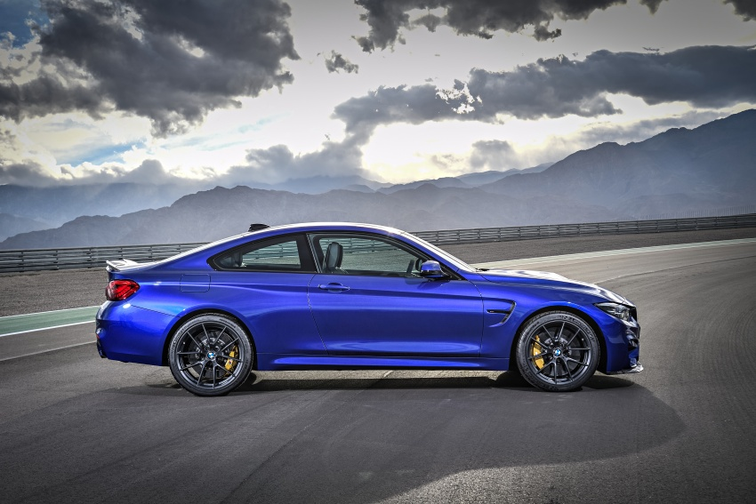 BMW M4 CS revealed with 460 hp, M4 GTS styling Image #647750