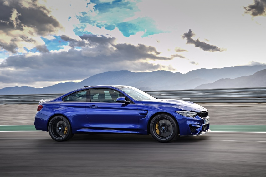 BMW M4 CS revealed with 460 hp, M4 GTS styling Image #647754