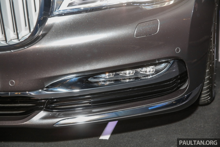 G12 BMW 7 Series plug-in hybrid officially introduced in Malaysia – 740Le xDrive, locally-assembled, RM599k Image #648133