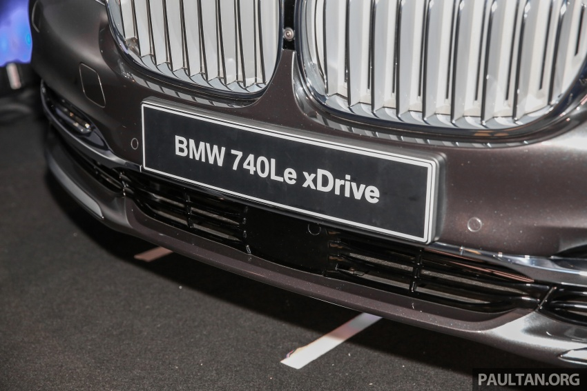 G12 BMW 7 Series plug-in hybrid officially introduced in Malaysia – 740Le xDrive, locally-assembled, RM599k Image #648134