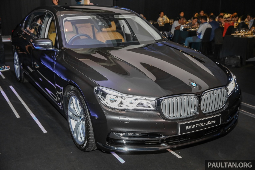 G12 BMW 7 Series plug-in hybrid officially introduced in Malaysia – 740Le xDrive, locally-assembled, RM599k Image #648124