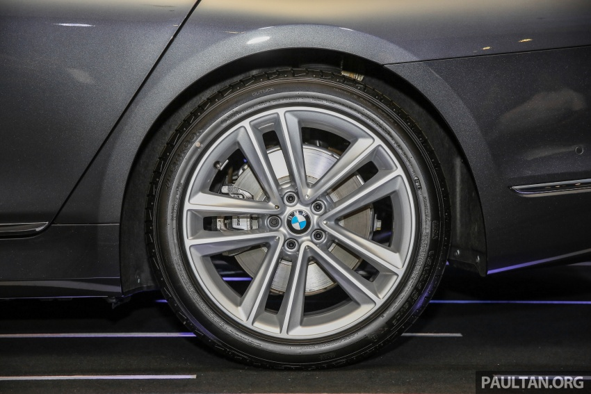 G12 BMW 7 Series plug-in hybrid officially introduced in Malaysia – 740Le xDrive, locally-assembled, RM599k Image #648144