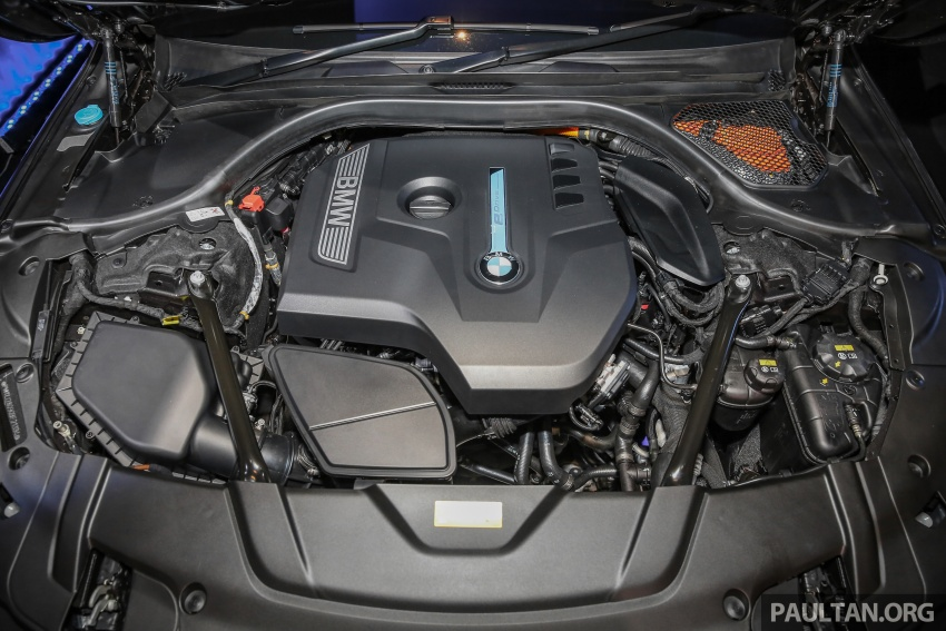G12 BMW 7 Series plug-in hybrid officially introduced in Malaysia – 740Le xDrive, locally-assembled, RM599k Image #648149