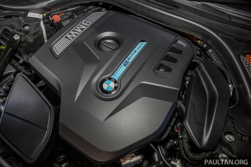 G12 BMW 7 Series plug-in hybrid officially introduced in Malaysia – 740Le xDrive, locally-assembled, RM599k Image #648150