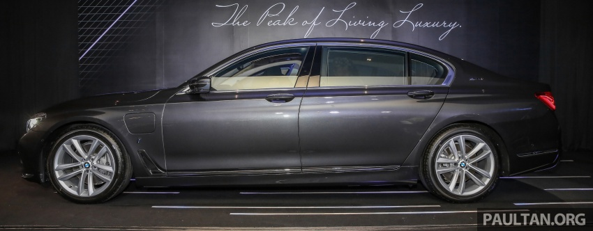 G12 BMW 7 Series plug-in hybrid officially introduced in Malaysia – 740Le xDrive, locally-assembled, RM599k Image #648129