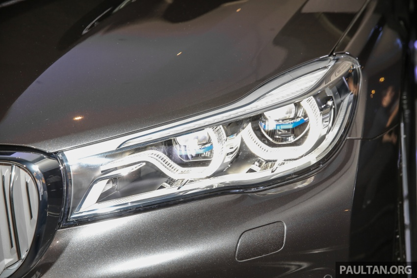 G12 BMW 7 Series plug-in hybrid officially introduced in Malaysia – 740Le xDrive, locally-assembled, RM599k Image #648131