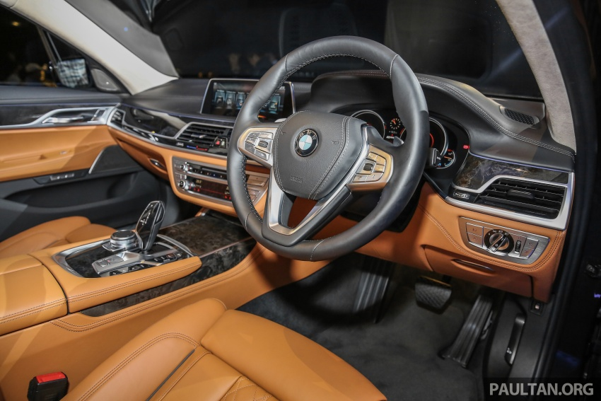 G12 BMW 7 Series plug-in hybrid officially introduced in Malaysia – 740Le xDrive, locally-assembled, RM599k Image #648151
