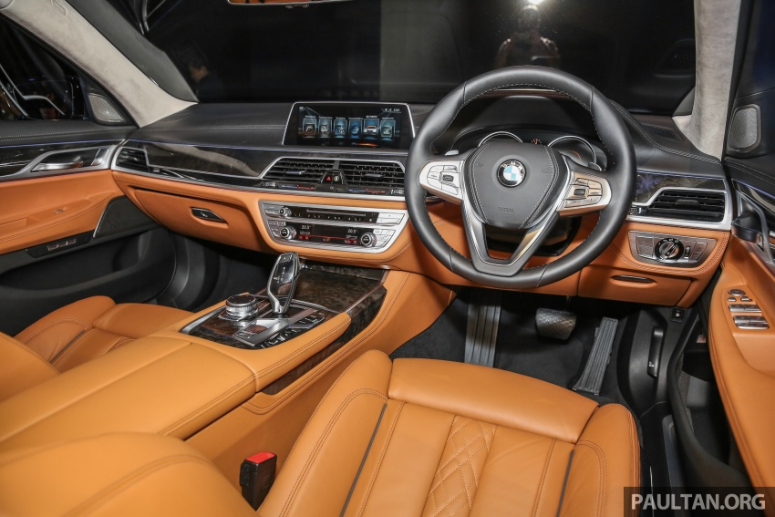 G12 BMW 7 Series plug-in hybrid officially introduced in Malaysia – 740Le xDrive, locally-assembled, RM599k Image #648167